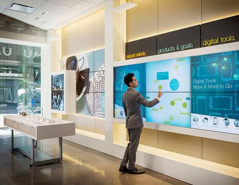 #BanqueDansLaVille : Pour plus de proximité, la banque se veut lieu de convivialité | Banque et innovation | Scoop.it