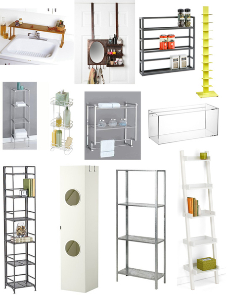 Smart Bathroom Shelving,  Renters' Solutions | Dallas & Ft. Worth Apartment News | Scoop.it