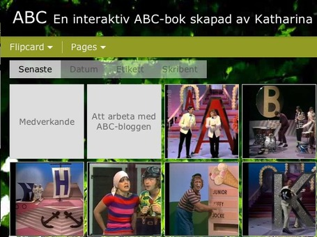 ABC | IKT och iPad i undervisningen | Scoop.it