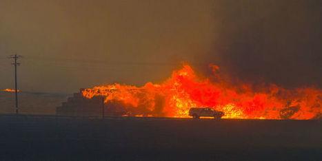 L'état d'urgence dans le nord-ouest américain à cause des incendies | Planete DDurable | Scoop.it