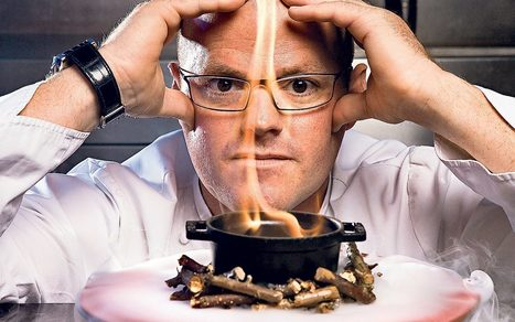 Heston Blumenthal: from brink of bankruptcy to giant of gastronomy   Gastrovillage Bray   Scoop.it