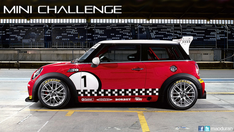 Mini Challenge | Racing is in my blood | Scoop.it