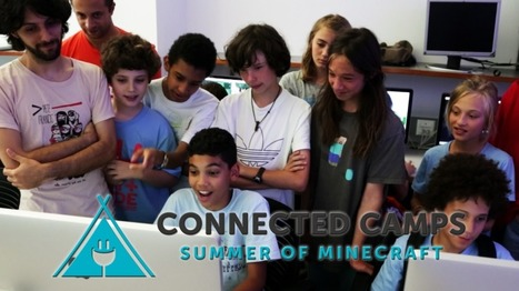 Connected Learning through Minecraft: An Interview with the Three Co-Founders of Connected Camps (Part Two) | CLMOOC | Scoop.it