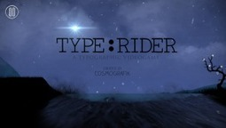 Type:Rider by Cosmografik | Digital Creativity & Paradiso Day | Scoop.it