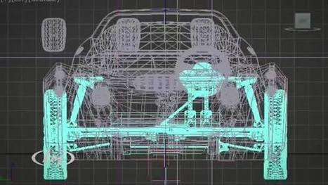 3D : et si on imprimait nos voitures ? | Mobilités digitales | Scoop.it
