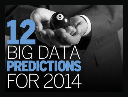 12 big data predictions for 2014 | Audit Analytics and Continuous Monitoring | Scoop.it