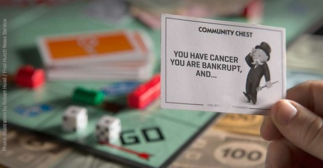 Cancer, bankruptcy and death: study finds a link | Breast Cancer News | Scoop.it
