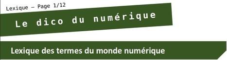 Le dico du numérique | Education & Numérique | Scoop.it