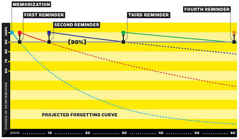 Study Less, Learn More: The Spacing Effect Paradox | Didactics & Mathetics | Scoop.it