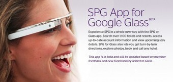 Starwood crea una aplicación para Google Glass dentro de su programa de fidelización | Hoteles | Mobile Technology | Scoop.it
