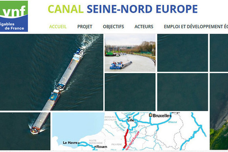 (IdF) L'avenir de Seine-Nord suspendu au budget de l'Île-de-France | Navigation, Ports et Intermodalité | PSN - Filière Logistique-Portuaire | Scoop.it