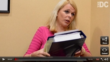 Video: Ginni Thomas Actually Read the Immigration Bill... And It Sucks! | Littlebytesnews Current Events | Scoop.it