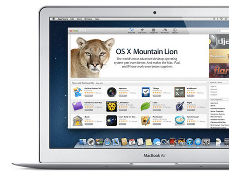 OS X Mountain Lion : la liste des ordinateurs supportés | #VeilleDuJour | Scoop.it