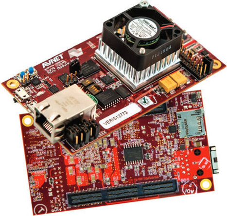 Xilinx Zynq-7000 All Programmable SoC Mini-Module Plus System-on-Module | Embedded Software | Scoop.it
