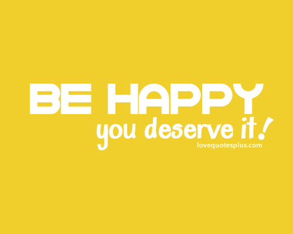 Be Happy | Writing & Creative Ideas are essentials! | Scoop.it