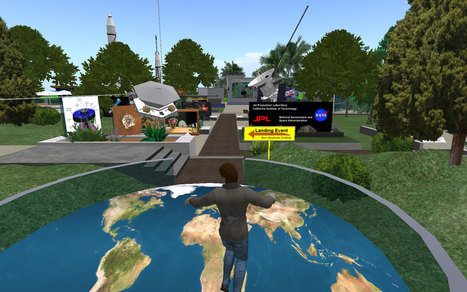 Second Life is Being Rebuilt for the Next Generation | Dreamlands | Scoop.it