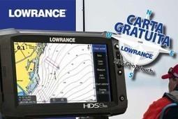 Sondas Lowrance, Simrad y B&G con Navionics GRATIS | Marine electronic | Scoop.it