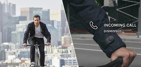 Google et Levi's créent la veste connectée qui va remplacer votre smartphone | Nouvelles technologies | Scoop.it