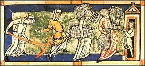 Noorderwind - De middeleeuwse stad en het boerenleven | Leven in de Middeleeuwen | Scoop.it
