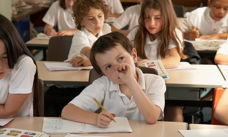 Secret student: six things I'd never dare tell my teacher | Banco de Aulas | Scoop.it