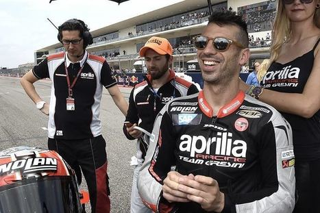 SBK, Ciabatti: it's true, we are negotiating for Melandri at Ducati | Ductalk Ducati News | Scoop.it
