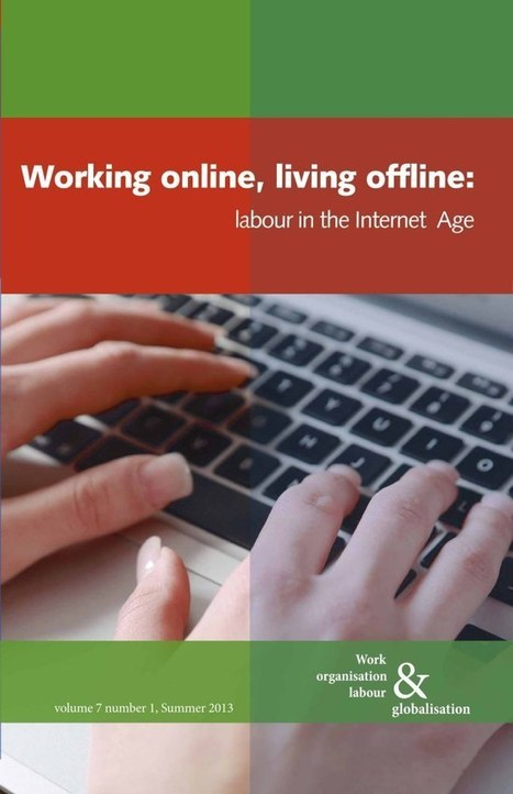Work Organisation Labour & Globalisation | Working Online - new issue out now | Mapping Social Network Unionism Worldwide | Scoop.it