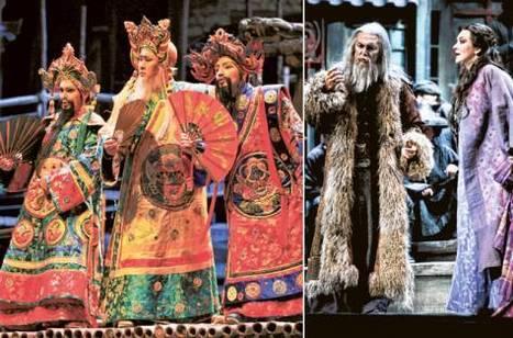 Royal Opera House a classy affair | Incidental Music | Scoop.it