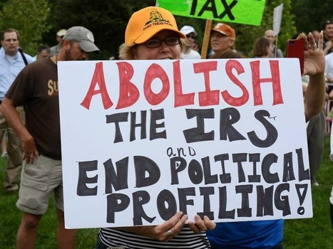 #BB4SP: Wild Bill NUKES John Boehner ➡ The IRS is now free to abuse citizens at will! | Sarah Palin | Scoop.it