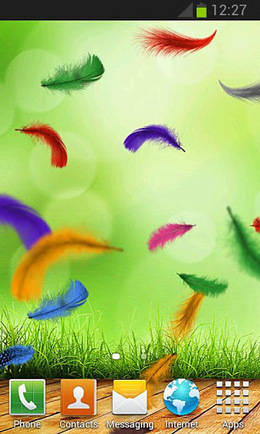 Feather Live Wallpaper HD Full v1.0 (paid) apk download | ApkCruze-Free Android Apps,Games Download From Android Market | AVATRON | Scoop.it