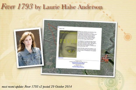 Fever 1793 by Laurie Halse Anderson UPDATED! | What They're Saying About Google Lit Trips | Scoop.it