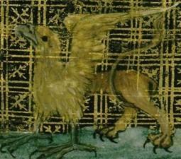El grifo en el imaginario medieval | Mitología clásica | Scoop.it