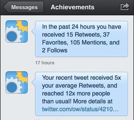 Twitter teste l'envoi des statistiques de vos tweets en DM - #Arobasenet | Going social | Scoop.it