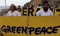 #Greenpeace hires team of #investigative #journalists for #climate #truth   Messenger for mother Earth   Scoop.it