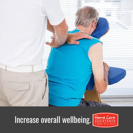 4 Reasons That Seniors Should Get Regular Massages | Home Care Assistance Birmingham | Scoop.it
