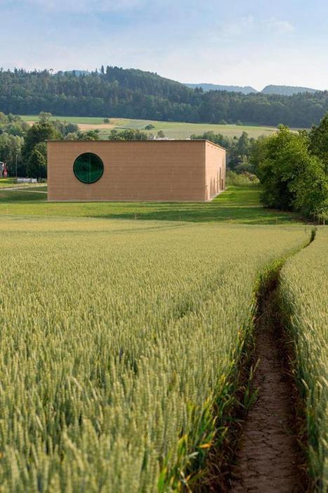 La tierra que busca su protagonismo en la arquitectura | Proyectos Sustentables | Scoop.it