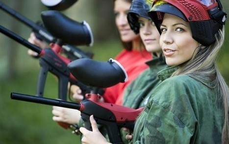 """Experience """"Paintball"""" 