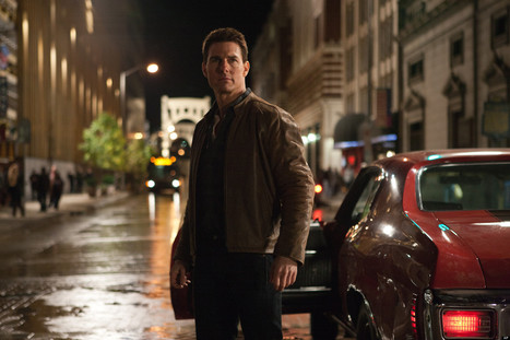 Tom Cruise's 'Jack Reacher' Premiere Postponed In Wake Of Shooting | Black People News | Scoop.it