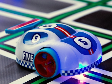 Toys 2.0: Smart Toy Robots, Built by Kids - Cannybots | Soyons Geeks & Or-e-ginaux | Scoop.it