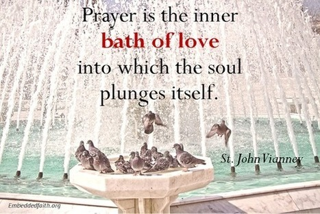 Saintly Sayings | Everyday Evangelizer | Scoop.it