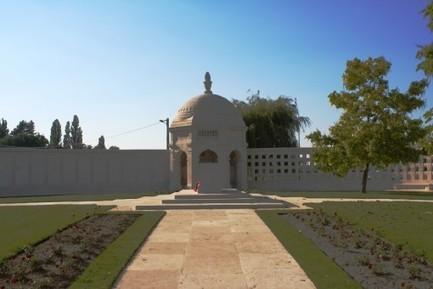 Le monument Indien - Balades Historiques | tourisme historique | Scoop.it