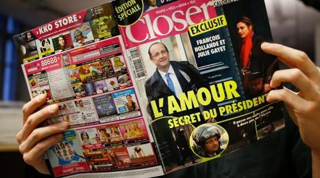 Closer condamné à verser 15.000 euros de dommages-intérêts à Julie Gayet | DocPresseESJ | Scoop.it