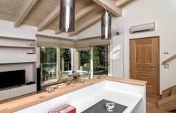 Le case in legno ti garantiscono un consumo limitato di energia | La tua casa in legno | Scoop.it