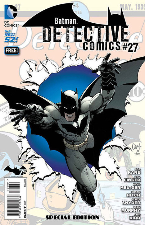 Batman Day: A Celebration of All Things Dark Knight   Library Information Management   Scoop.it