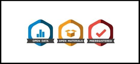 Trois logos suffisent à révolutionner les publications scientifiques | Veille Open Data France | Scoop.it