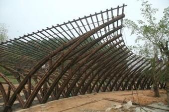 El bambú es el material de construcción del futuro - | Infraestructura Sostenible | Scoop.it