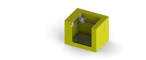 Inside the World's Cheapest 3D Printer | Desktop 3D Print | Scoop.it