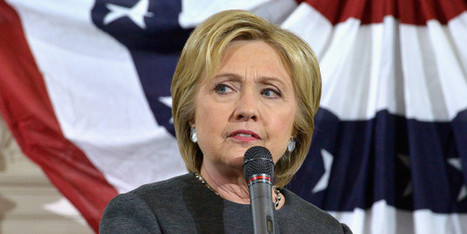 I Won't Vote For Hillary Because I Don't Vote For Republicans | Global politics | Scoop.it