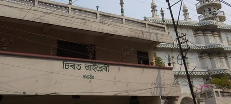 Forgotten histories: A library in a Guwahati mosque shares the fate of an old Assamese community | Library Collections | Scoop.it