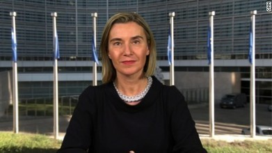 Mogherini: EU foreign policy 'not determined' by US - CNN Video | About Geopolitics | Scoop.it