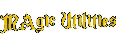 Magic Utilities Mod 1.6.2 | Pavol1555 | Scoop.it